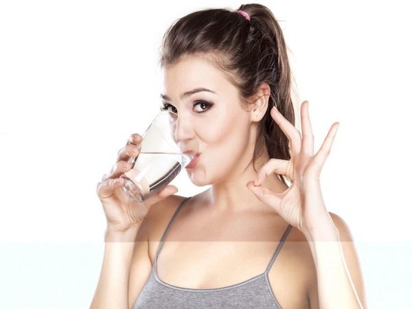 uống nhiều nước khi ăn chay