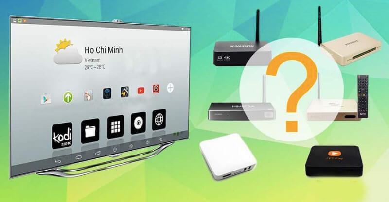 Giá bán Android TV Box phụ thuộc những yếu tố nào?