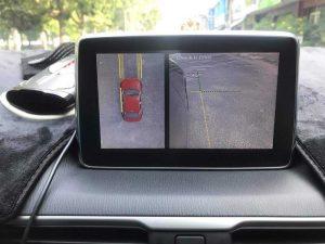 Camera 360 giúp ghi hình toàn cảnh hành trình